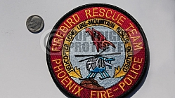 Phoenix Fire Department Firebird Rescue Team