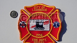 Lawrence Fire