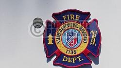 Saint Genevieve Fire