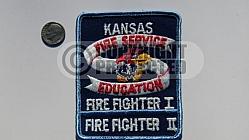 Kansas Firefighter