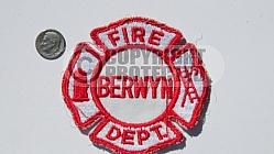 Berwyn Fire