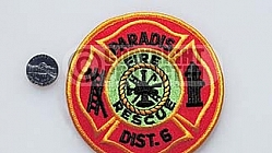 Paradis Fire