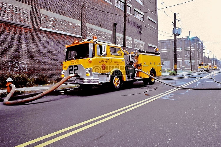 Jersey City Fire Department