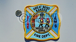 Great Bend Fire