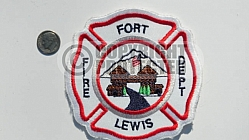 Fort Lewis Fire