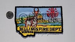 Billings Fire