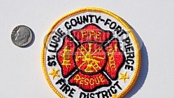 Fort Pierce Fire / St. Lucie County