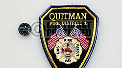 Quitman Fire