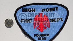 High Point Fire