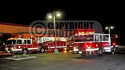 Home Depot 2-Alarm Fire