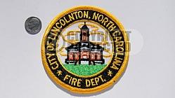 Lincolnton Fire