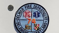 Delmar Fire