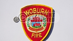 Woburn Fire
