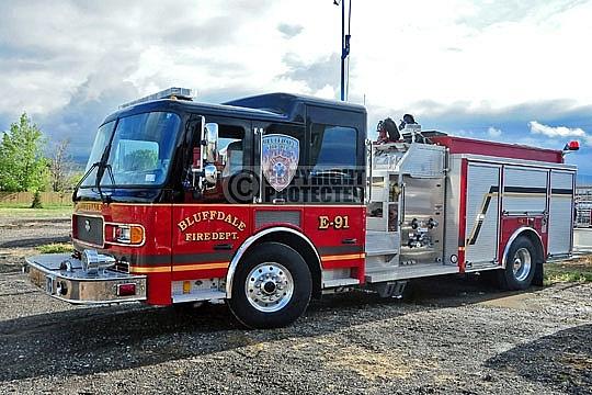 Bluffdale Fire Department