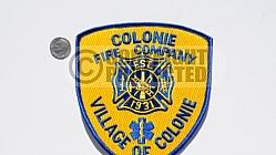 Colonie Fire