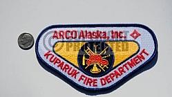 Kuparuk Arco Fire
