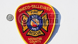 Oneco-Tallevast Fire / Manatee County