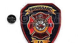 Broussard Fire