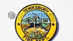 Tewksbury Fire