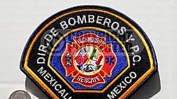 Mexicali Arm Patch