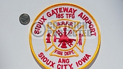Sioux City Gateway Airport Fire