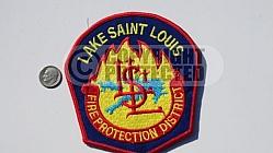 Lake Saint Louis Fire