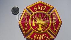 Hays Fire