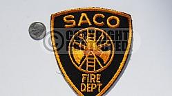Saco Fire