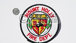 Mount Holly Fire