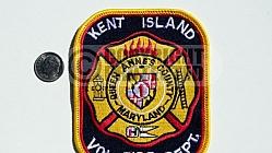 Kent Island Fire