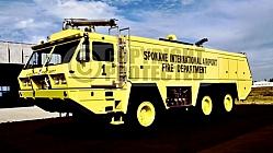 Spokane Int'l Airport Fire Department