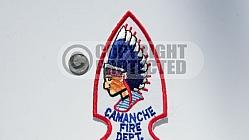 Camanche Fire