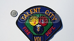 Talent City Fire