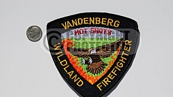 Vandenberg AFB Fire / Crew