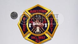 James Island Fire