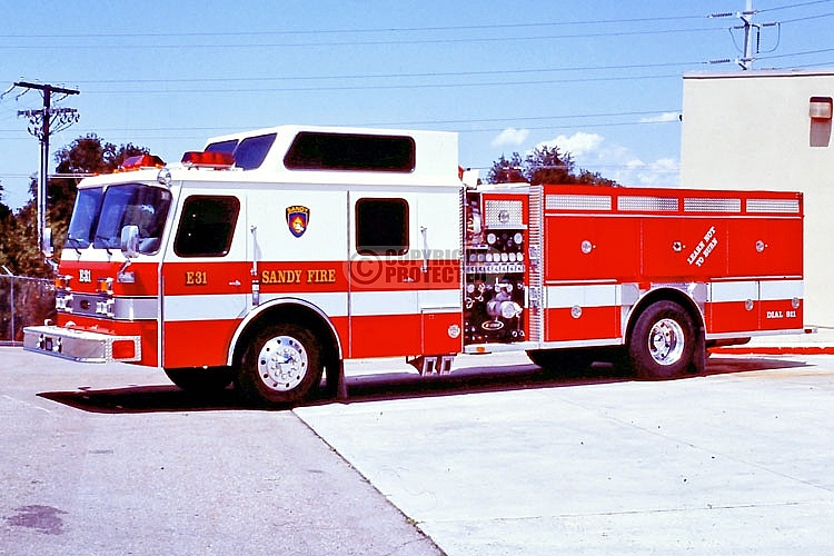 Sandy Fire Department