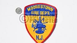 Moorestown Fire