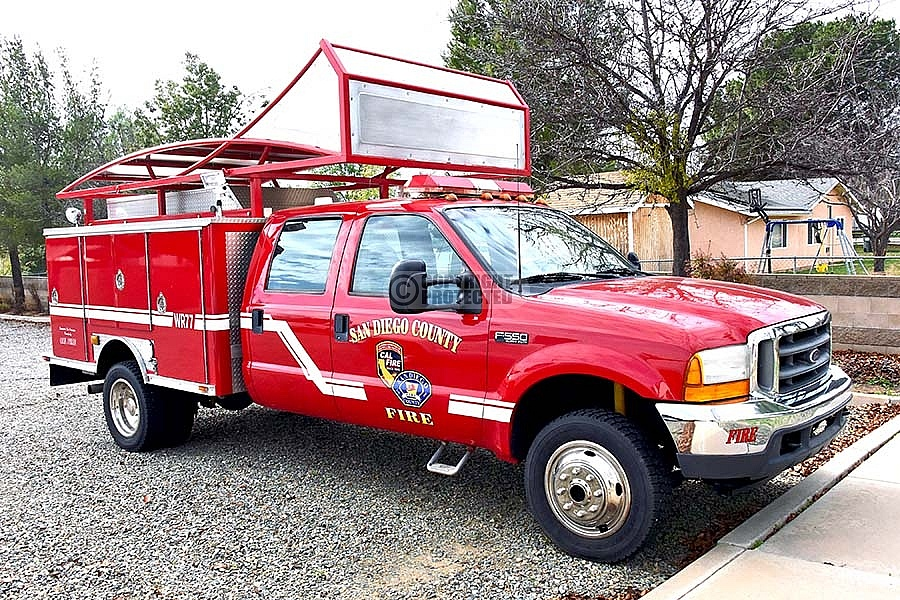 San Diego COUNTY Fire Department – Fire-Image com