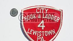 Lewistown Fire
