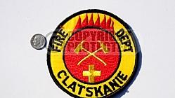 Clatskanie Fire