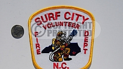 Surf City Fire