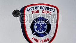 Roswell Fire