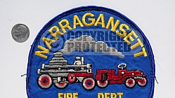 Narragansett Fire