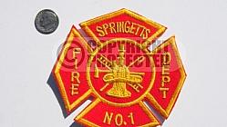 Springetts Fire