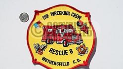 Wethersfield Fire
