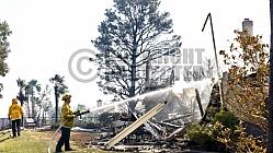 Saddle Ridge Fire