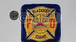 Blackfoot Fire