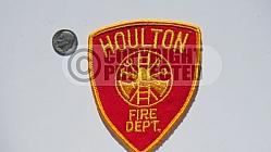 Houlton Fire