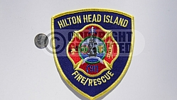 Hilton Head Island Fire