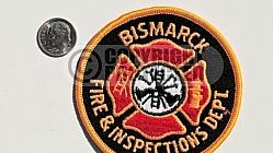 Bismarck Fire